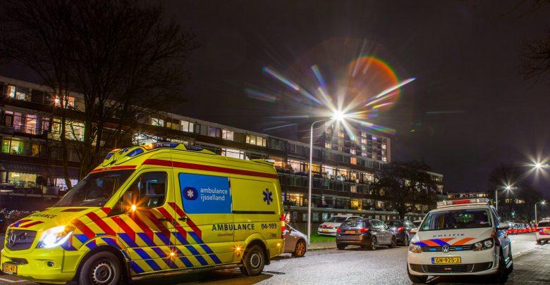 Photo of Gewonde bij slaapkamerbrand in Holtenbroek