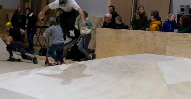 Photo of Indoor skaters kunnen nu officieel terecht bij Indoor Skatepark Zwolle