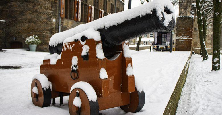 Photo of In beeld: Een sfeervol, winters Zwolle
