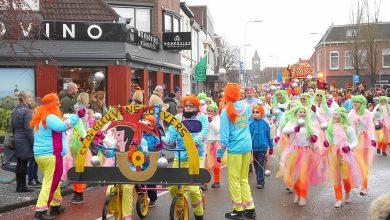 Photo of Verkeersmaatregelen in Zwolle tijdens carnaval