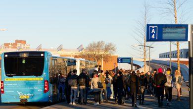 Photo of Nieuwe busstation Zwolle doorstaat reizigersstroom met glans; Hortensiastraat krap voor vele verkeersstromen