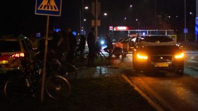 Photo of Fietser aangereden op Hollewandsweg