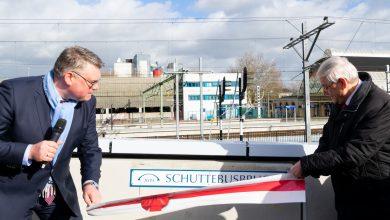 Photo of Schuttebusbrug en nieuw busstation officieel geopend