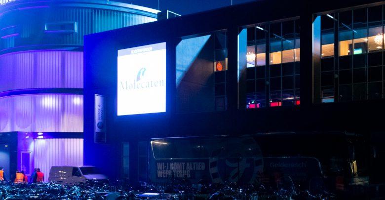 Photo of PEC Zwolle ten onder tegen De Graafschap