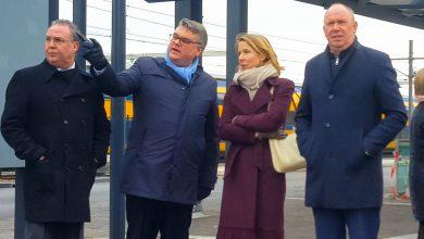 Photo of Staatssecretaris Van Veldhoven op werkbezoek bij Zwolse en Overijsselse projecten