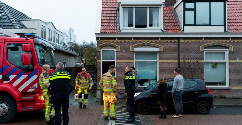 Photo of Rookontwikkeling in woning Diezerpoort