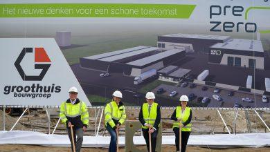 Photo of Bouw nieuw sorteercentrum voor plastic op Hessenpoort gestart