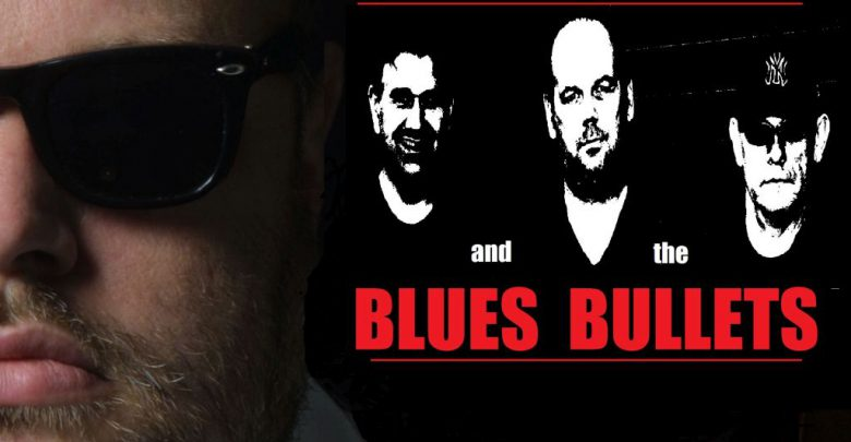 Photo of Blazing Hank & the Blues Bullets in Bluesworld Café