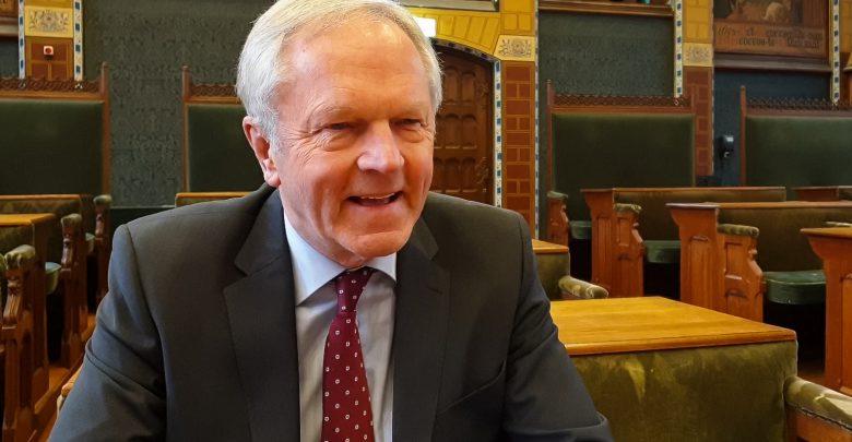 Photo of Live vanaf 13.30 uur:  afscheid Henk Jan Meijer in het Academiehuis in De Grote Kerk