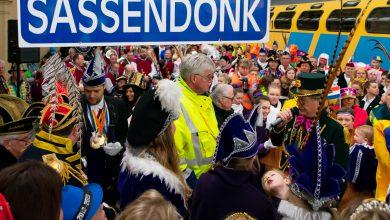 Photo of Stadsprins Balg I rolt te trein en te paard Sassendonk binnen