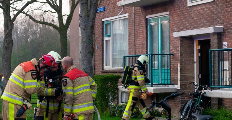 Photo of Woning in Diezerpoort onbewoonbaar verklaard na korte brand