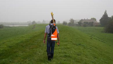Photo of Dijken inspecteren op schades en kwetsbare plekken