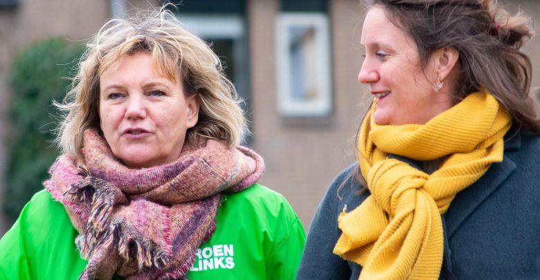 Photo of GroenLinks Kamerlid gaat langs de deuren in de Aa-landen