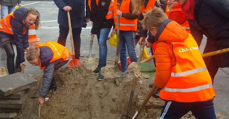 Photo of De Zevensprong krijgt een groen schoolplein