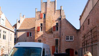 Photo of Appartementencomplex Huis met de Hoofden bijna klaar