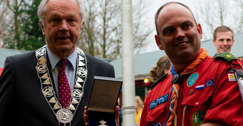 Photo of Scouting Huysmangroep krijgt Koninklijke erepenning