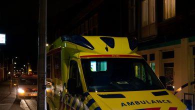 Photo of Vrouw gewond na fietsongeval op Van Karnebeekstraat