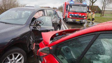 Photo of Twee gewonden bij aanrijding op Wijheseweg