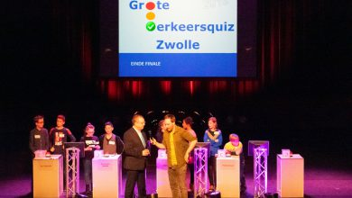 Photo of De Springplank wint Grote Zwolse Verkeersquiz 2018