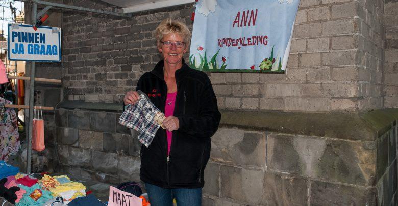 Photo of Marktkoopvrouw Meijerman: een echt buitenmens op de markt