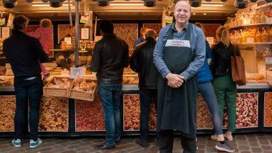 Photo of Cashewnoot is bestseller van marktkoopman Arnold van Ginkel