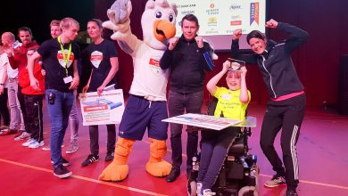Photo of De Twijn eindigt als tweede in verkiezing 'Sportiefste S(B)O-school van Nederland