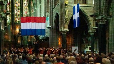 Photo of De Vuurvogel speelt Bevrijdingsconcert in Dominicanenkerk
