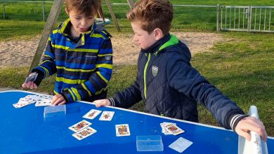 Photo of Windesheimer Florens Radewijnschool geeft rekencircuit op Nationale Buitenlesdag