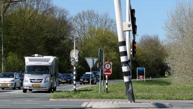 Photo of Verkeershinder door reparatie verkeerslicht op Ceintuurbaan
