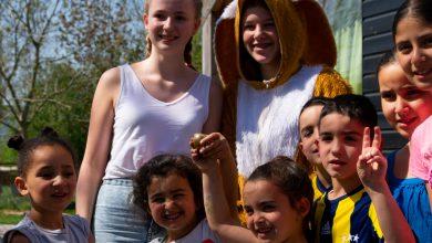 Photo of In beeld: Gouden Ei gevonden op De Eemhoeve