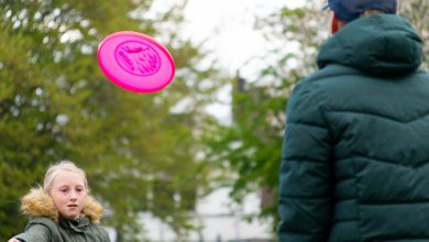 Photo of Een frisbee is geen wegwerpartikel in Assendorp