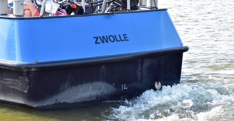 Photo of Pont 't Kleine Veer vanaf dit weekend weer in de vaart