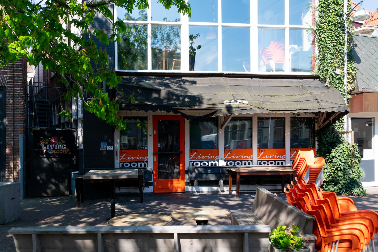 Muziekcafé The Livingroom verkocht  RTV Focus