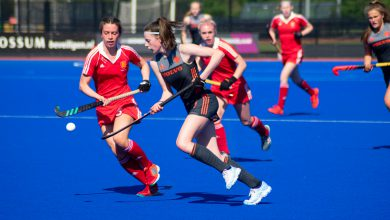 Photo of In beeld: Tophockey in Zwolle tijdens paasdagen
