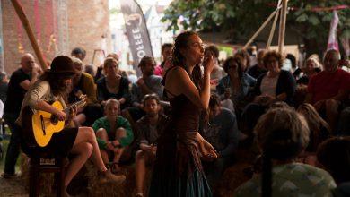 Photo of Internationaal storytelling festival waar je zèlf mag vertellen, zingen, dichten tijdens Ceilidh