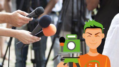 Photo of Gratis kids workshop tv maken bij RTV Focus op de redactie