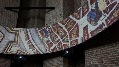 Photo of Historie stad met animatie te zien in Peperbus