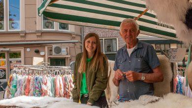 Photo of Marktkoopman Westrik staat bijna 40 jaar op Zwolse markt