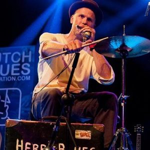 Photo of Herbie Blues in Bluesworld Pub