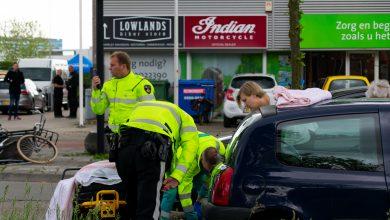 Photo of Fietser ernstig gewond op Nieuwe Veerallee