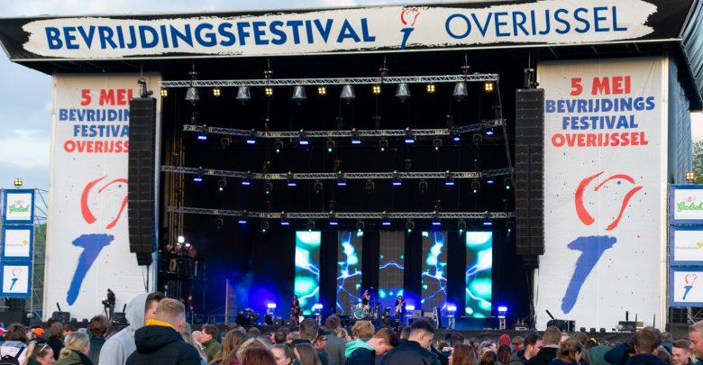 Photo of Bevrijdingsfestival Overijssel gaat online door