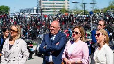 Photo of Ministers en staatssecretaris horen alles over Spoorzone Zwolle