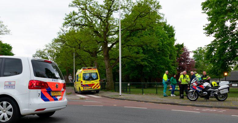 Photo of Wederom fietser aangereden op rotonde Hogenkampsweg