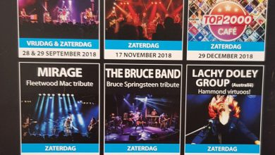 Photo of Bluesworld Special over Live Music Heino en Lachy Doley, 2019-05-14