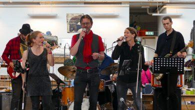Photo of Geslaagd optreden Raakvlak Academie in Kringloopwinkel