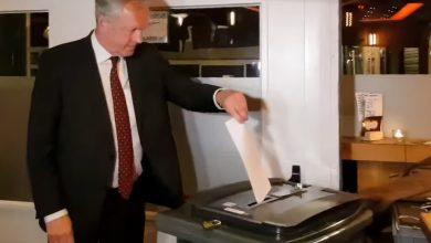 Photo of Coronaproof stemmen in Zwolle voor Tweede Kamer