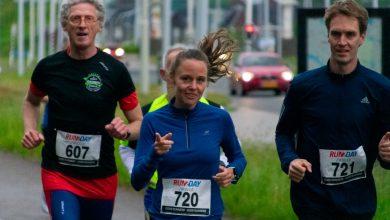 Photo of In beeld: Zwollenaar Frank Eikenaar wint Westenholterun