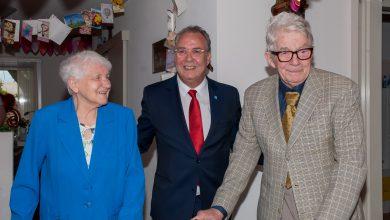 Photo of Echtpaar Marskamp – Laarman uit Berkum 65 jaar getrouwd