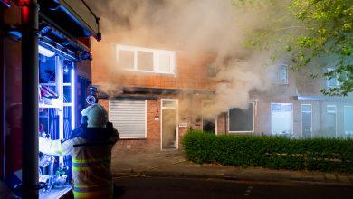 Photo of Woning in Assendorp onbewoonbaar door brand