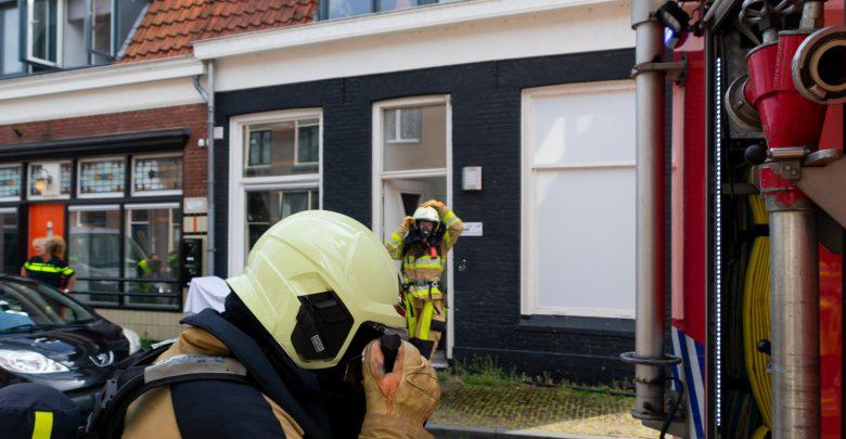 Photo of Kat gered bij woningbrand Kamperpoort